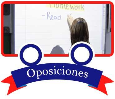 Academia de Inglés en Cáceres para la Preparación de Oposiciones de Inglés de Primaria y Secundaria
