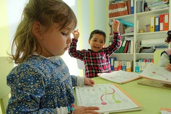 Academia de Inglés Infantil para Pre-escolares en Cáceres