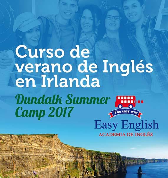 Curso de Verano Inglés en a Irlanda. Dundalk Summer Camp Cáceres