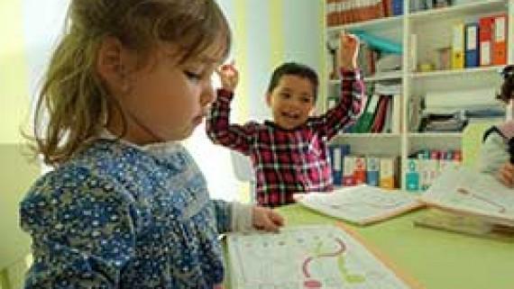Academia de Inglés en Cáceres infantil para Pre-escolares