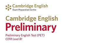 PET Preliminary English Test Exámenes Cambridge English B1 en Cáceres