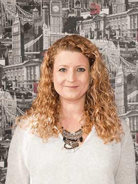 Clare Mottram Directora de Easy English y profesora de inglés