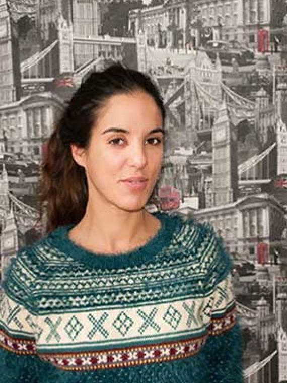 Sara Durán Profesora de inglés, especialista en niños pequeños y exámenes oficiales