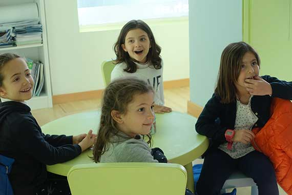 Academia de Inglés en Cáceres para niños