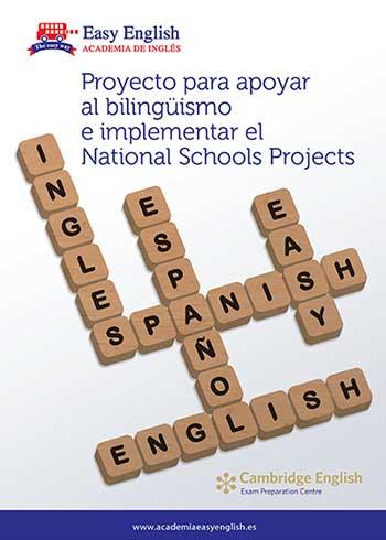 Cambridge English en Colegio e Institutos National School Projects Cáceres