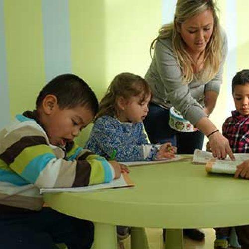 Academia de Inglés para Pre-Escolares